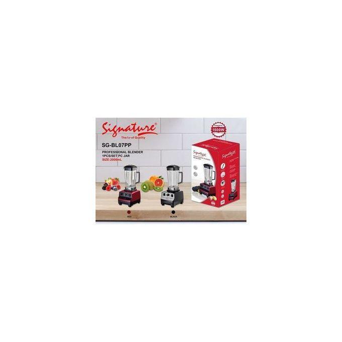 Signature Commercial /Professional Blender