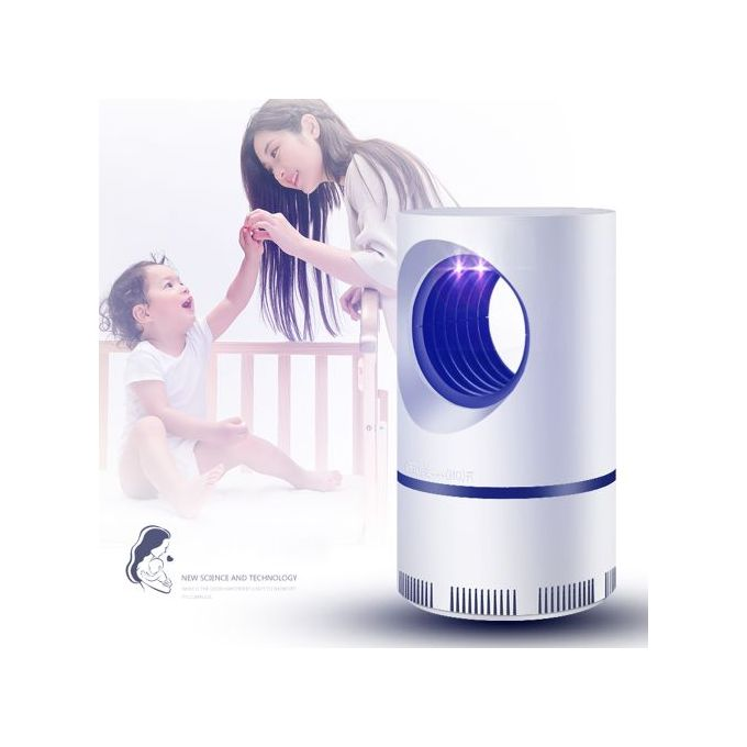 Mosquito Killer Lamp USB UV Electric LED Repellent Light