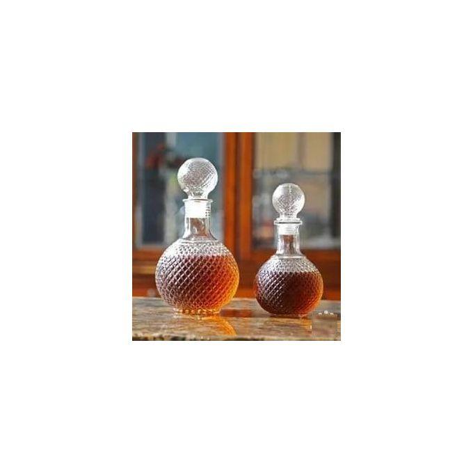 New Crystal Shine Beautiful Wine Decanter 1L