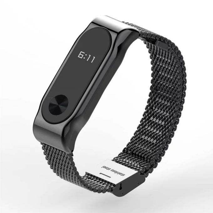 Generic Metal Strap Band For Miband 2
