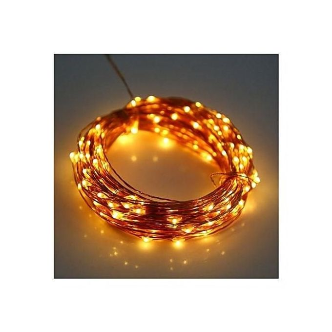 lowest price 8fc1c ec6b0 Fairy String Lights Battery Operated LED Moon Lights Ultra Thin Starry  String Copper Wire For Home Bedroom Party Decorations, Warm White