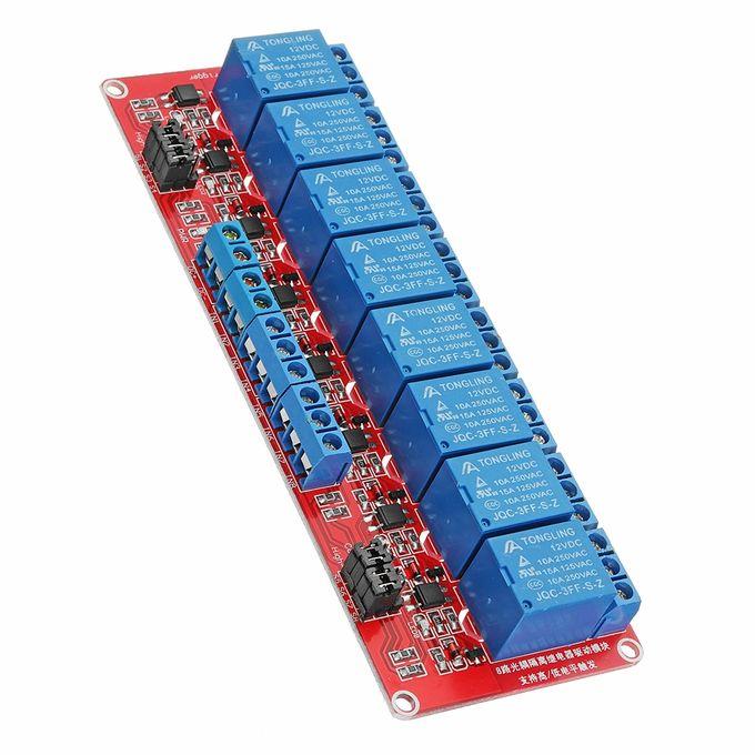 on 8ch 12v relay wiring arduino