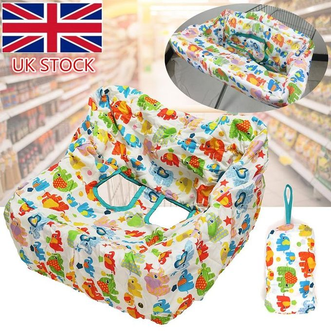 Pleasant Baby Kids Child Shopping Trolley Cart Seat Pad High Chair Cover Protector Evergreenethics Interior Chair Design Evergreenethicsorg