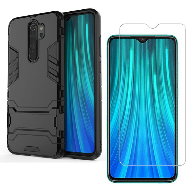 Generic Case For Xiaomi Redmi Note 8 Pro With Glass Film Best Price Online Jumia Kenya