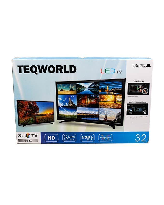 "Image result for Teqworld 32"" Digital Full High Definition LED TV"