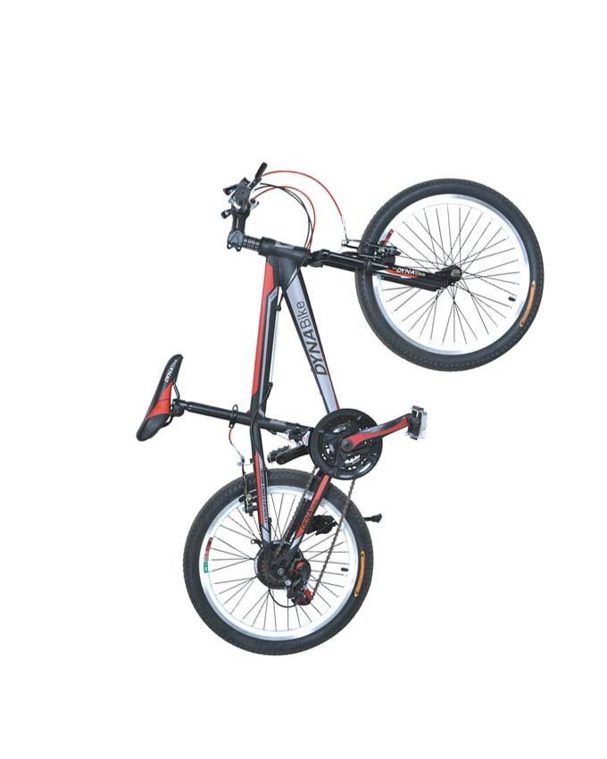Exercise Bike Jumia Kenya: DYNAVOLT DY226 - Bicycle - Red/Black