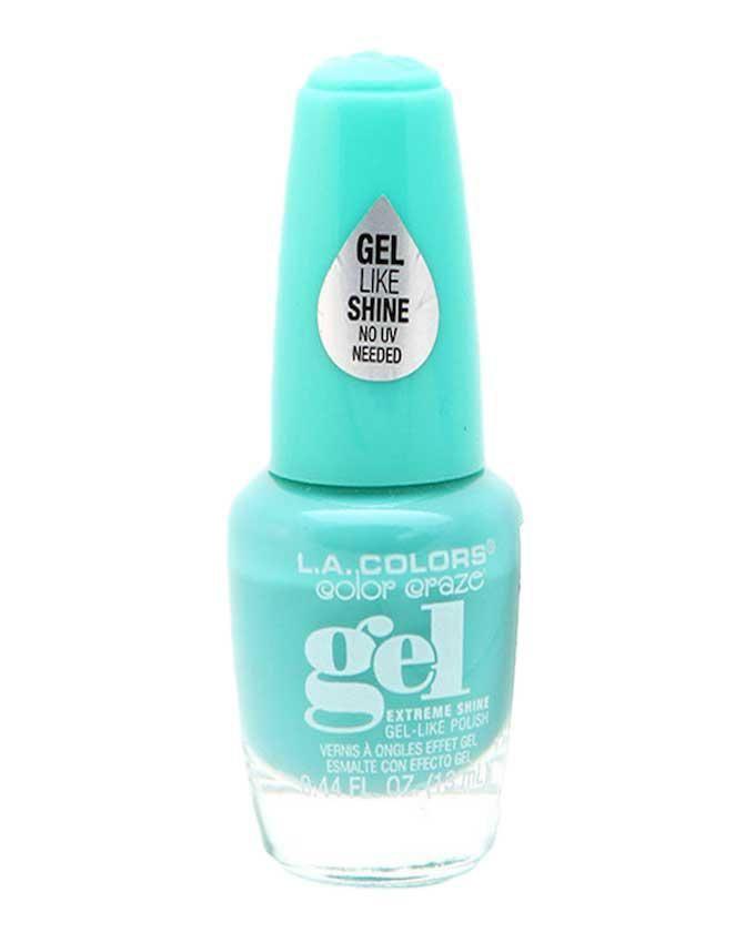 LA Colors Gel-Like Shine Instant Dry Nail Polish