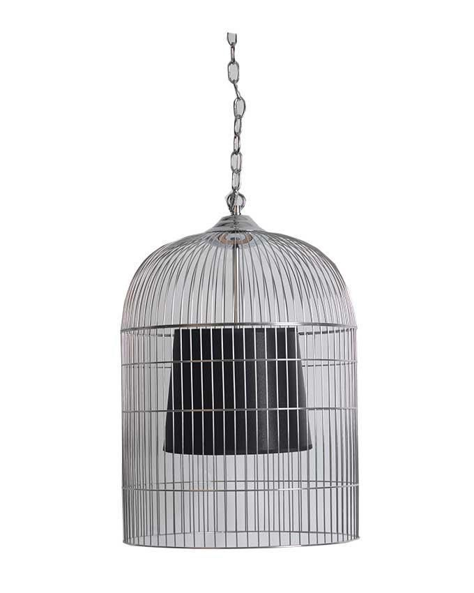 Sirocco Bird Cage Pendant Light