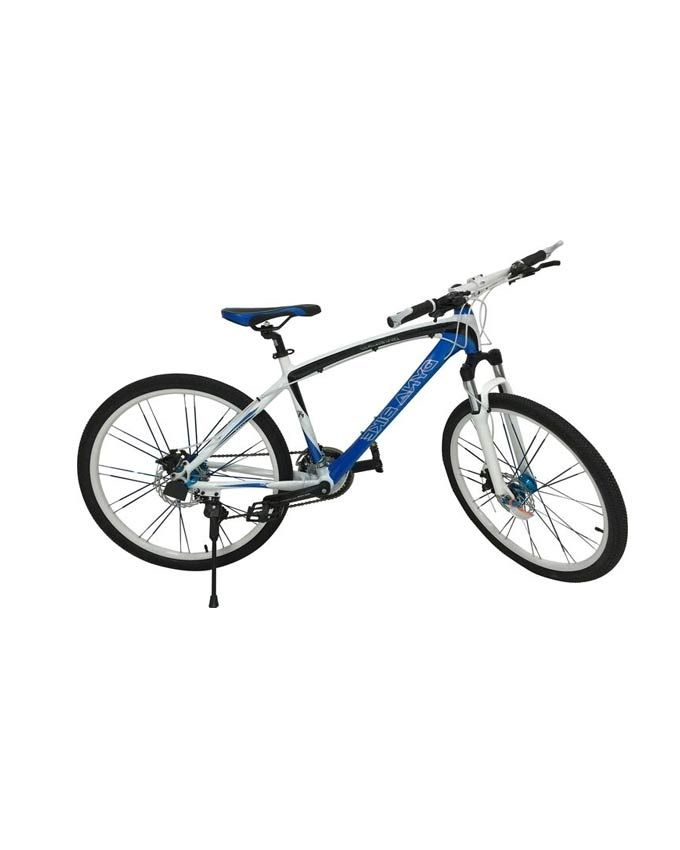 Exercise Bike Jumia Kenya: DYNAVOLT DY-528 - Bike – White/Blue