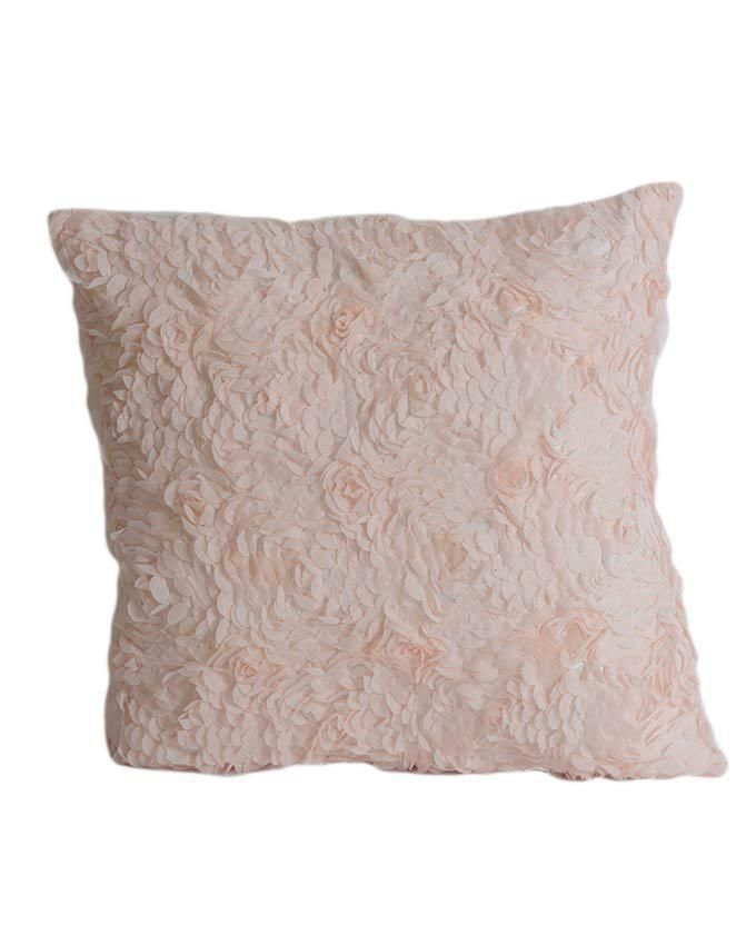 Throw Pillow Jumia : Sirocco Rose Pattern Decorative Pillow - Medium - Peach Buy online Jumia Kenya