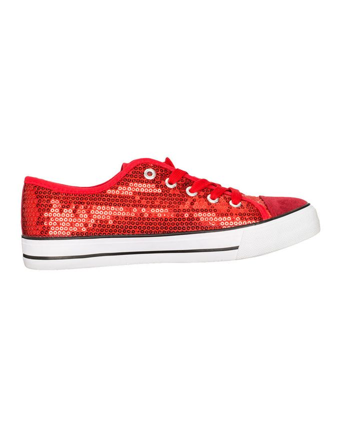 Home Women ' s Fashion Women ' s Shoes Casual Shoes IDEAL Red