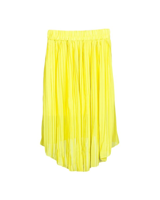 247 Frenzy Sleeveless Lace Overlay Line Dress - Cream (Medium) at