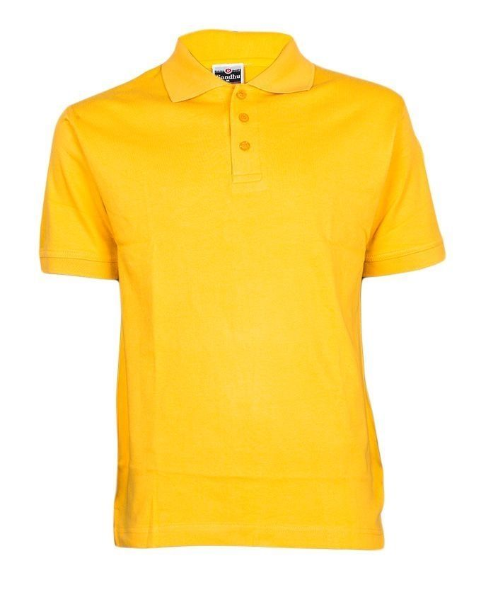 generic plain polo shirt yellow buy online jumia kenya