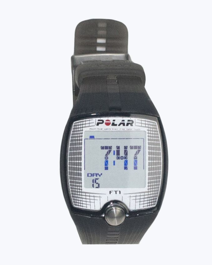 polar ft1 heart rate monitor manual