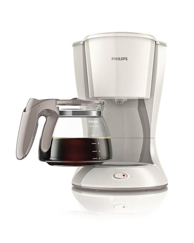 Philips HD7447 - Coffee Maker - 900W - 1.3Litre - White Buy online Jumia Kenya