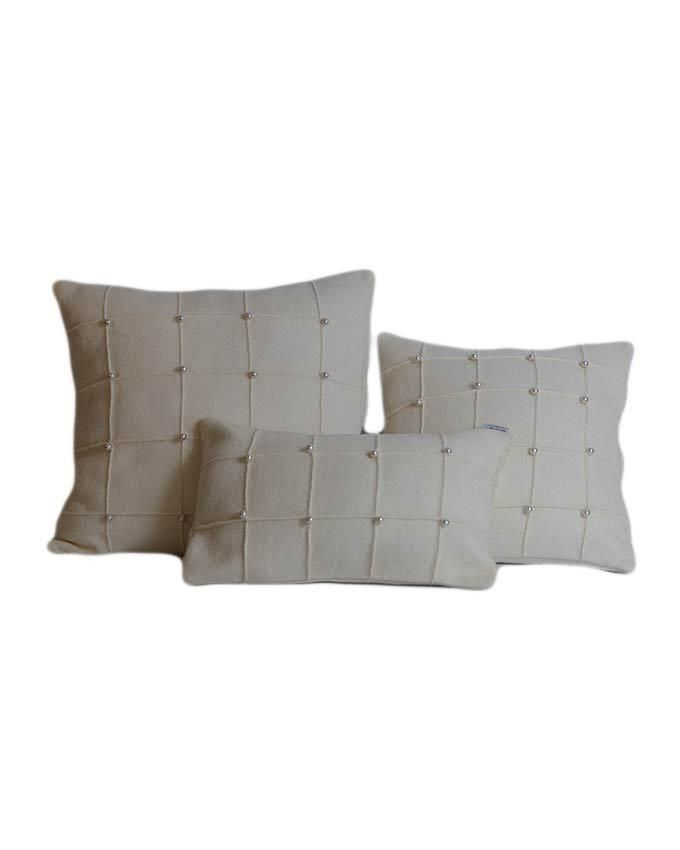 Oversized White Decorative Pillows : Sirocco Patterned Decorative Pillow - Large - white Buy online Jumia Kenya
