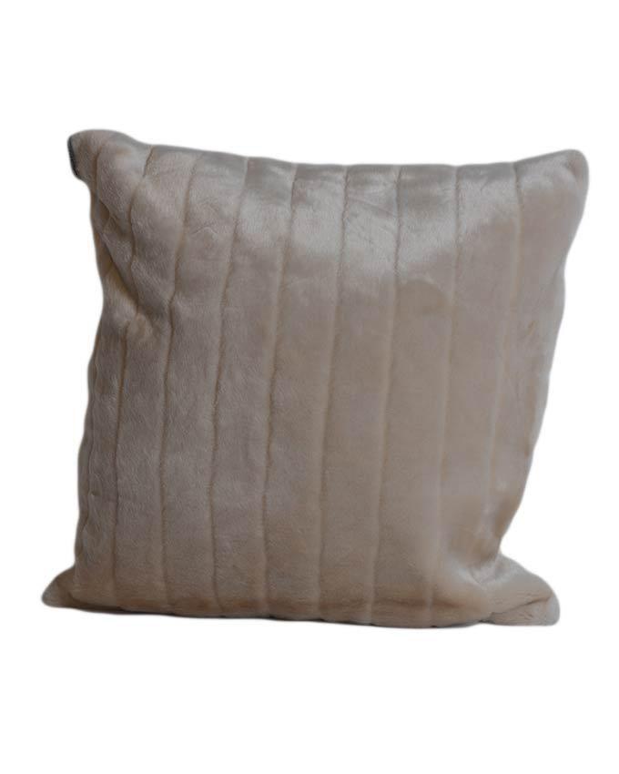 Throw Pillows Joss And Main : Sirocco Velvet Cushion - Medium - Beige Buy online Jumia Kenya