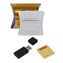 CO Wide Compatible R4 SDHC Micro Secure Digital Memory Card Adapter For DS-gold