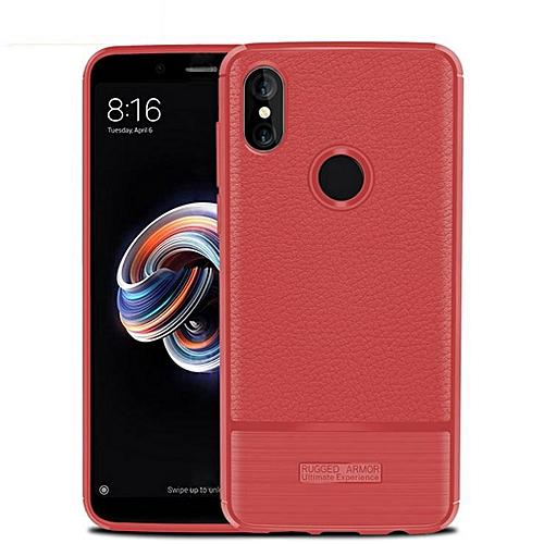 buy popular b05a8 6dd76 XIAOMI Redmi Note 5 Pro Case,Rugged case,Soft TPU material