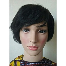 Human Hair Pixie Cut Wig