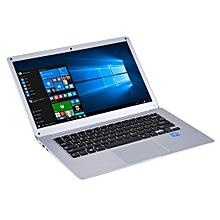 HPC156 Ultrabook, 15.6 inch, 4GB+64GB, Windows 10 Intel X5-Z8350 Quad Core Up to 1.92Ghz, Support TF Card & Bluetooth & WiFi, US/EU Plug(Silver)