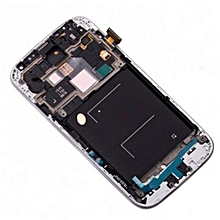 Lcd Screen With Frame Touch Screen Lcd Display Complete Screen Assembly Replacement Parts Blue For Samsung Galaxy I545