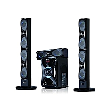 18000W P.M.P.O SHT-1204BT -Tallboy Sub-woofer System With Bluetooth  – Black