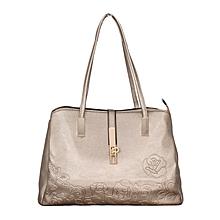 Bronze Kelly Bag