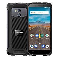 ARMOR X  5500mAh,(2GB RAM 16GB ROM), IP68 Waterproof , 5.5 Inch Corning Gorilla Glass 3 HD+ Android 8.1 4G LTE Smartphone Grey