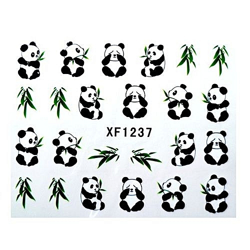 Tanson Stamping Tool Nail Art Template Stickers Stamp Stencil Guide Reusable Tips