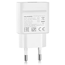 HUAWEI 5V 2A Power Adapter Charger - CRYSTAL CREAM