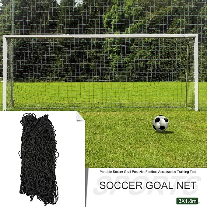 3be89bc0d ... 3X1.8M Portable Soccer Goal Post Net Football Net Accessories Outdoor  Football Team Sports Competition ...