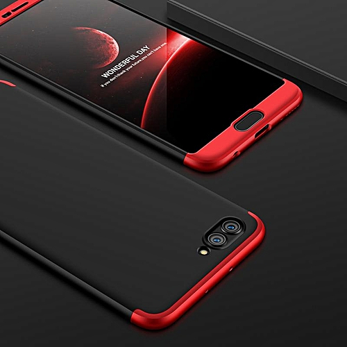huge discount cd5b6 2b90d For Huawei Honor V10 Case 360 Degree Full Protection 3 In 1 Hard PC Back  Cover For Huawei Honor V10 Honorv10 Phone Cases (…)