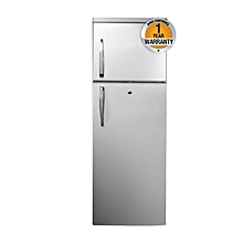 RF/241 - 2 Door D-Cool Fridge - 12Cu.Ft - 350 Litres - Silver
