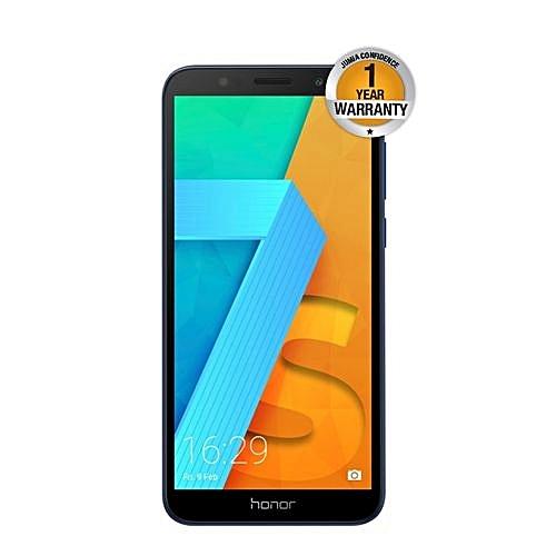"Honor 7 S - 5.45"" - 16GB - 2GB RAM - 13MP Camera, 4G (Dual SIM)Blue"
