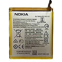 Nokia 3 Battery  -  Yellow and Silver