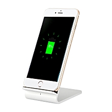 Concision Portable Qi Safe Wireless Charger Charging Stand For Iphone 8/8 Plus