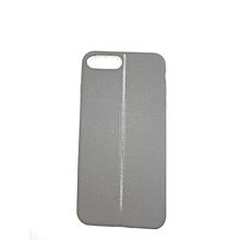 Generic Iphone 7 plus -backcover- Black