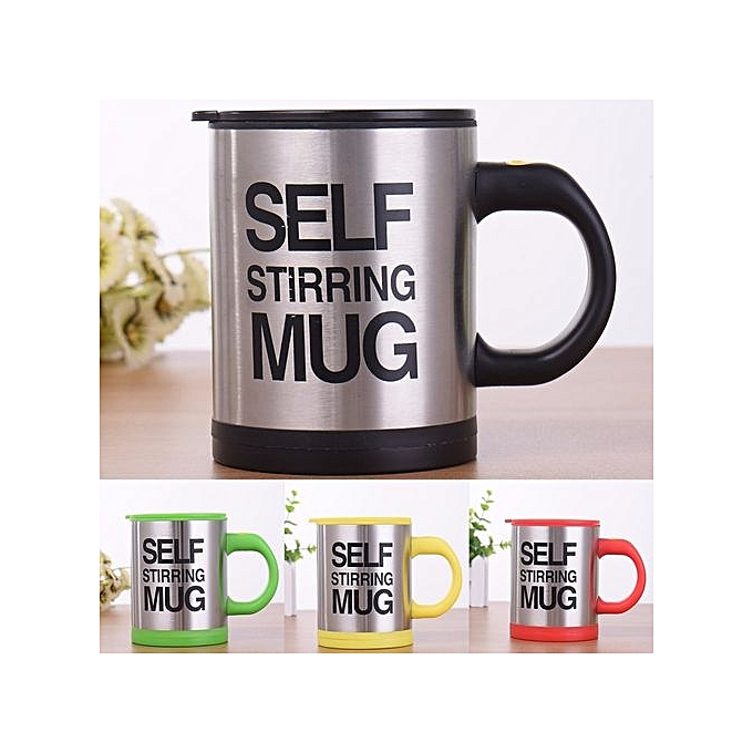 Double Coffee Insulated Automatic Smart Cup Mug Electric 400 Cups Mugs Self Ml Stirring Mixing OPiTkXuwZl