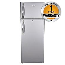 MRDCD105DS - Refrigerator, Double Door, 10.5Cu.Ft, 212 Litres - Dark Silver