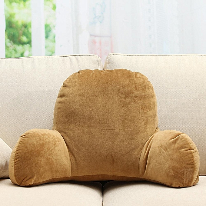 Universal Lounger Back Pillow Sofa Bed Chair Waist Rest ...