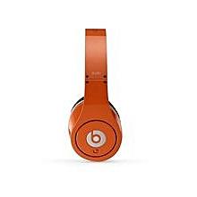 Studio Stereo Headphones - Orange