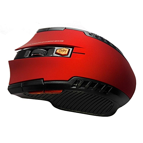 Professional Optical Wireless Gaming Mouse 2 4GHz Mouse Gamer Raton  Inalambrico Ordenador For PC Laptop Win 7 8 10/ XP Vista