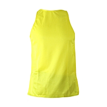 Olympia Football Bibs With Elastic- S.Yellow-