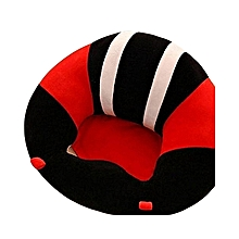 Comfy Baby Sit Me Up Pillow(black and red theme)