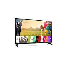 "55"" 55LJ550V- Smart FULL HD LED TV - Inbuilt Wi-Fi - WebOS 3.5 - Black"