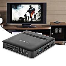 T7 Mini Pc 2+32Gb 64Bit Computer Quad-Core Vga Hdmi Wifi