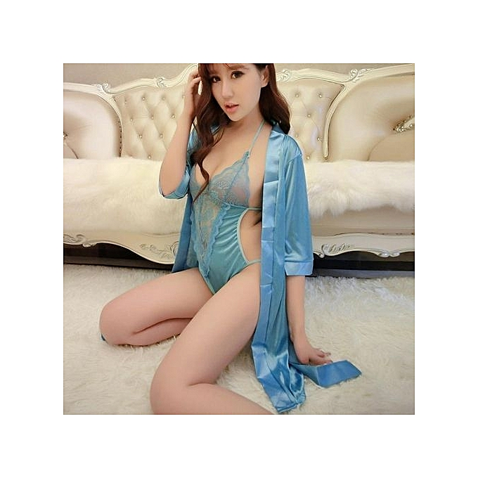 Special Sexy Women Lingerie Erotic Female Slim Body Comfortable Nightdress