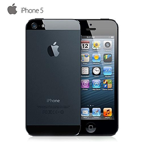 Apple iPhone 5 - 16G+1G - 4.0 inch- 8MP 99% new Smartphones Black ... 8bab7e862d