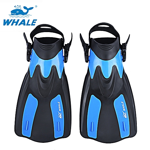 UNIVERSAL WHALE Snorkeling Diving Swimming Fins Trek For Professional Diver f44359933